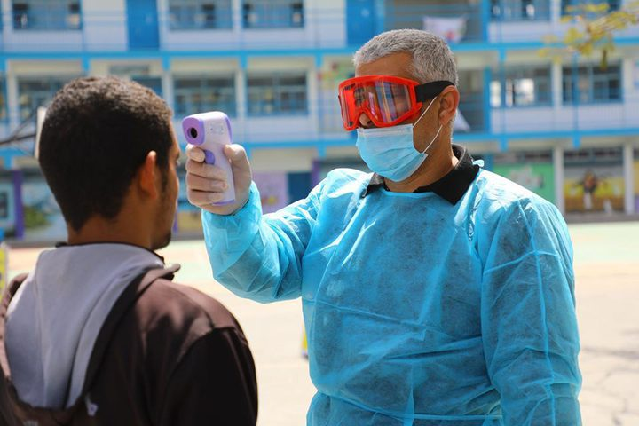 83 new cases of Coronavirus have been recorded during the last 24 hours in Gaza Strip