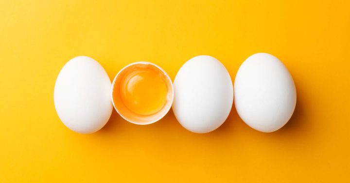 "Eating ""egg yolks"" more than 3 times a week puts your life on risk!"